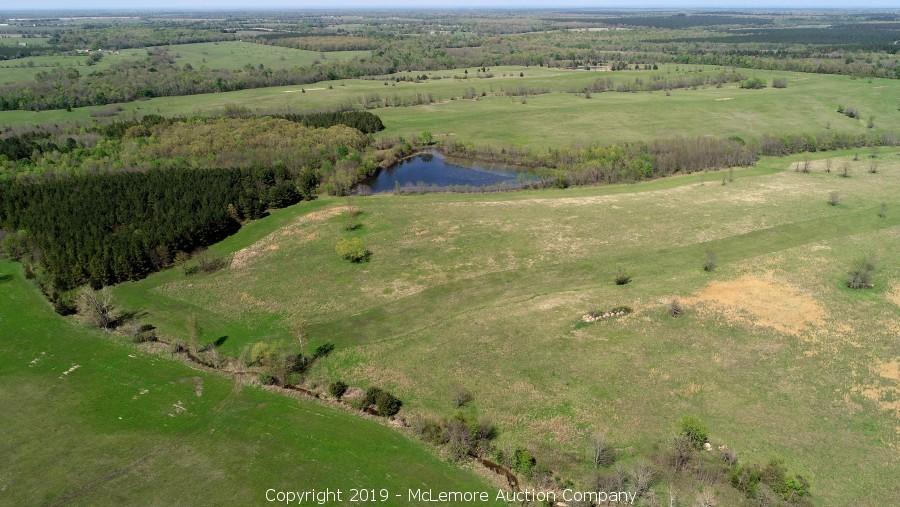 675± Acres in 5 Tracts near Annona, TX (Red River County)