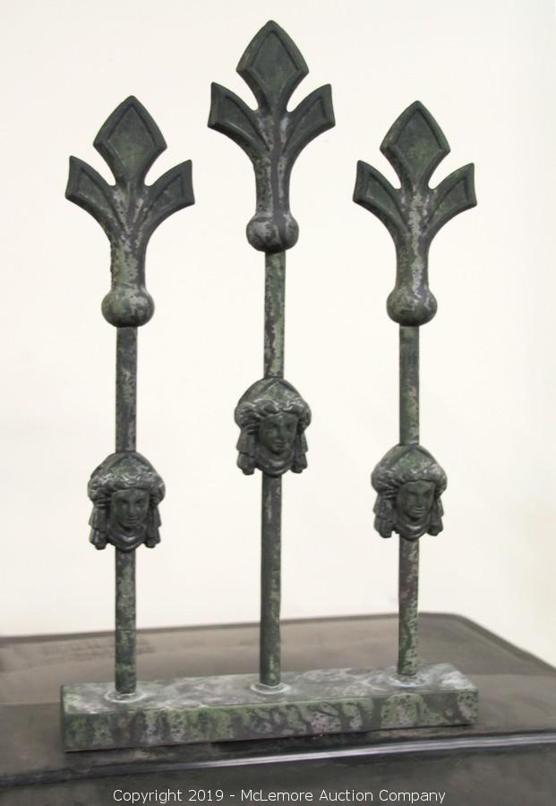 Mclemore Auction Company Auction Architectural Antiques