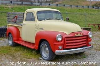 1954 GMC Pick Up