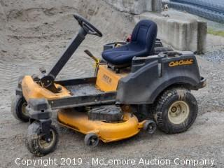RZTS, 4Wheel Steering Mower, by Cub Cadet