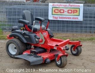 Boulevard Series, Zero Turn Mower, by Country Clipper