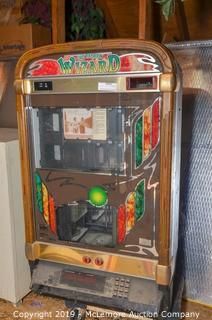 NSM Old Fashioned Wizard Juke Box
