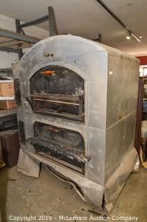 Marsal and Sons Pizza Oven