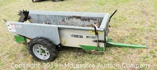 Frontier MS1102 Ground Drive Manure Spreader