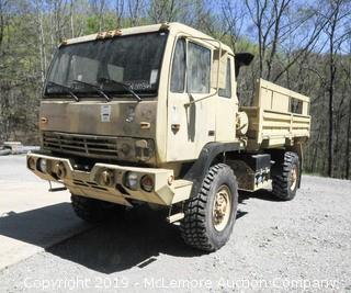 Stewart & Stevenson M1078 Military Cargo Truck