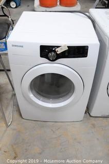 Samsung Clothes Dryer