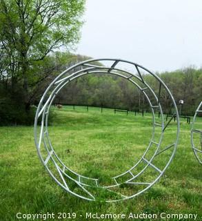 8' Hay Ring