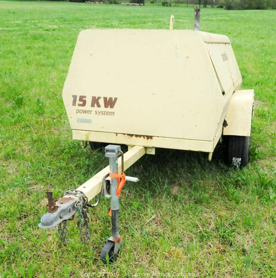 McLemore Auction Company - Auction: Hay Mowers, Rakes