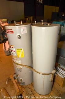 (3) Water Heaters