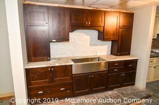 Kitchen Showroom Display