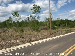 8.56± Acres, Tract 3 of 8, Part of 76.7± Acres in 8 Tracts on Birdsong Rd in Benton County