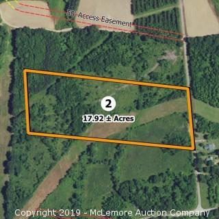 17.92± Acres - SOLD