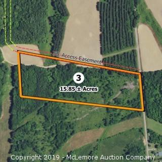 15.85± Acres - SOLD