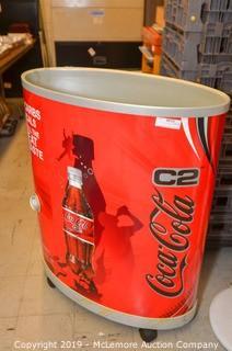 Coke-A-Cola Ice Bin