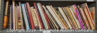 Shelf of Cook Books
