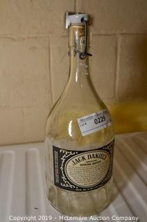 Jack Daniel's Limestone Spring Water Bottle