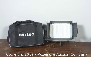 Axrtec LED Model and Fill Lights
