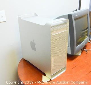 Apple Tower CPU