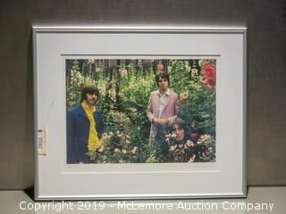 Framed Print of The Beatles