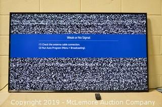 "60"" Samsung Flatscreen T.V."