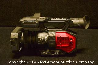 AG-DVX200 Model, 4K Handheld Camcorder, by Panasonic - Updated Lens Pictures