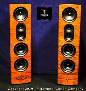 Pair of TT3 Tower Speakers
