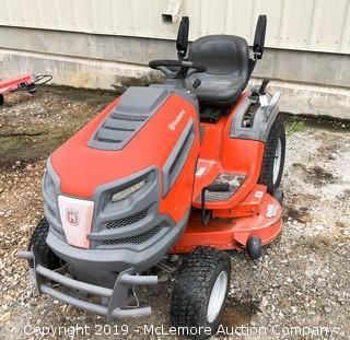 "Husqvarna GT48XLXi 48"" Lawn Tractor"