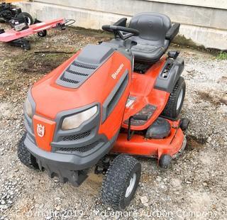 "Husqvarna YTH24V48 48"" Lawn Tractor"