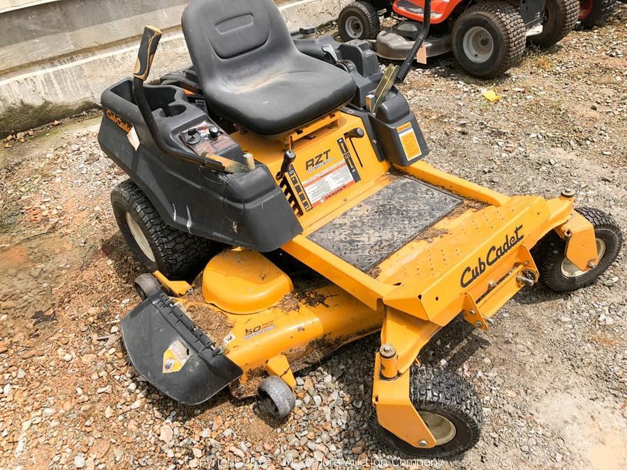 McLemore Auction Company - Auction: Zero Turn Mowers, Lawn