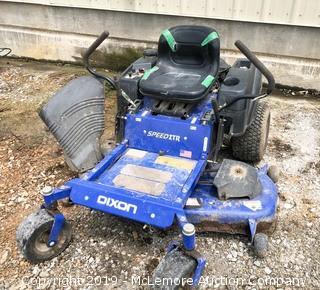 "Dixon Speed ZTR 54"" Zero Turn Mower"
