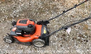 "Husqvarna 22"" HV800AWDH Self Propel Push Mower"
