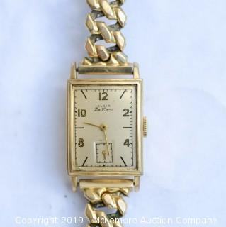 Elgin Deluxe Watch