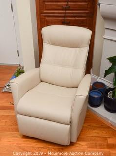 IMG Norway Leather Recliner