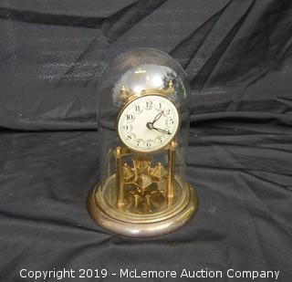 1952 Euramica Miniature Anniversary Clock