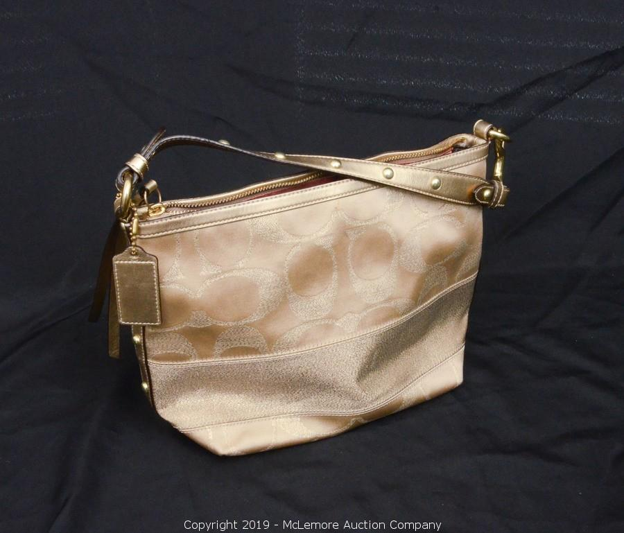 McLemore Auction Company Auction: Designer Handbags and