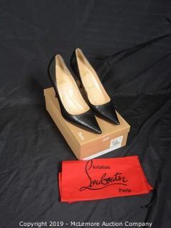 Christian Louboutin Paris High Heel Shoes