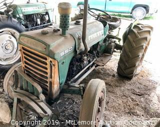 McLemore Auction Company - Oliver Tractors, Farm Equipment