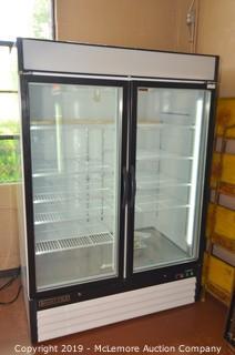 Maxx Cold 2-Door Freezer