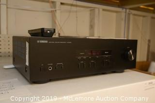 Yamaha R-S202 Receiver with Remote