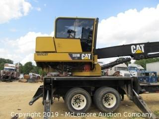 Cat 559B Log Loader