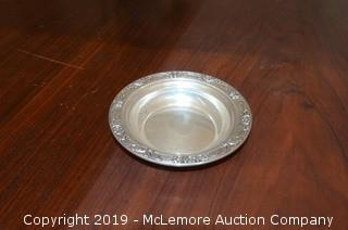 Reed and Barton Sterling Silver Dish