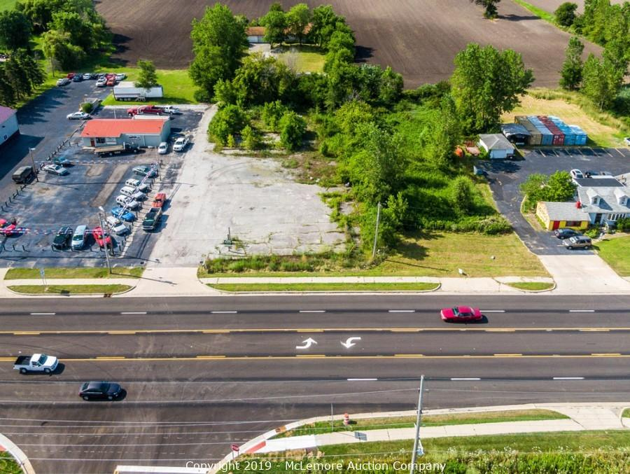 .74± Acres Zoned C2 on US Hwy 6 in Portage, IN