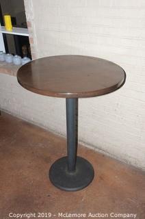 Circular Bar Table