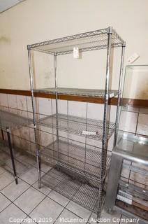 Seville Classics Metal Wire Shelves