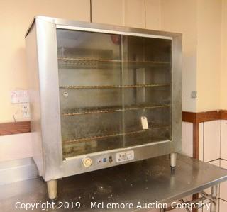 Wonder Roaster Commercial Hot-Box Oven