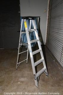 Husky 6' A-Frame Ladder