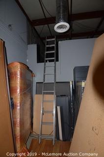 Werner Saf-T-Master 16' Extension Ladder