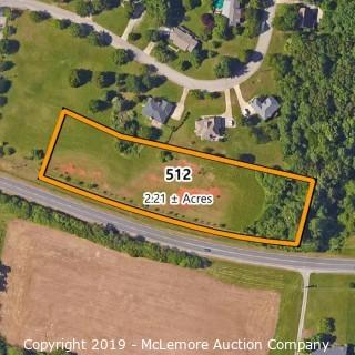2.21± Acres Zoned R-1 on Hwy 12