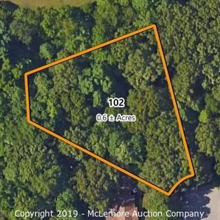 .6± Acre Building Lot Located at 634 East Glenridge Lane