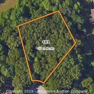 .7± Acre Building Lot Located at 636 East Glenridge Lane